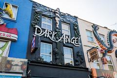 Dark Angel (Daniele Nicolucci photography) Tags: uk greatbritain england london shop unitedkingdom gb darkangel camdentown 2016 orientalbuffet