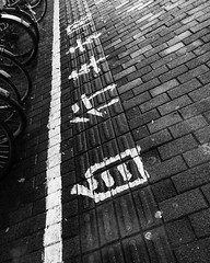 #earth #world #place #china #shanghai # #day #street #outdoor #brick #sign #outdoors #signs #view #photographer #photographing #pavement #memory #traffic #bike #monochrome #walk #paint #signs #road #bw #blackandwhite #walking #shooting #iphoneography #i (CalvinShoot) Tags: world china road street old city light shadow blackandwhite bw signs black brick history monochrome bike sign vintage painting walking square concrete outdoors paint day afternoon photographer view place shanghai shot traffic time outdoor earth pavement walk memories chinese documentary style sidewalk stop age transportation squareformat memory gathering record shooting times photographing iphoneography instagramapp uploaded:by=instagram