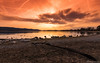 Burning Sunset (klickpix70) Tags: light sunset sky nature colors clouds reflections landscape outside wasser sonnenuntergang outdoor himmel wolken adventure explore lightning bodensee discovery shinning lakeofconstance explored 100commentgroup