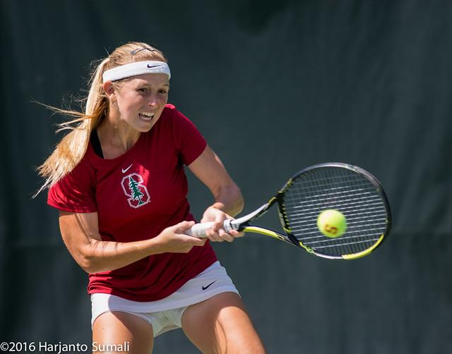 Stanford vs Oregon 2016 by harjanto sumali - Krista Hardebeck