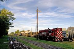 Estación Hinojo (claudiog.carbone) Tags: generalmotors ferrobaires ferrosurroca ferrocarrilesargentinos fepsa ferrocarrilgeneralroca