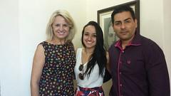 Vereadora recebe visita de Jonathas e Sara da IEADC Hauer (Noemia Rocha) Tags: de sara e da visita hauer vereadora jonathas recebe ieadc
