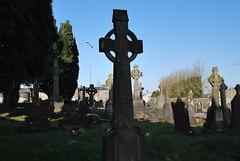 ballinasloe_136 (HomicidalSociopath) Tags: ireland cemetery architecture spring nikon crosses april ballinasloe d60