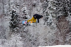 2016 02 13_Ale_Invite_0230 (Thomas_SJ) Tags: winter snow snowboarding sweden ale competition tricks win invite jumps winning competing infocus
