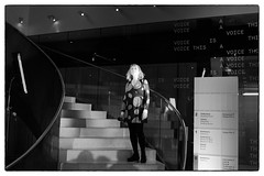 Joan La Barbara @ This Is A Voice, Wellcome Collection, London, 13th April 2016 (fabiolug) Tags: leica blackandwhite bw music london monochrome 35mm blackwhite concert live voigtlander gig livemusic performance voice rangefinder exhibition singer vocalist opening monochrom biancoenero privateview wellcome wellcometrust leicam joanlabarbara wellcomecollection voigtlandernokton35mmf14 voigtlandernoktonclassic35mmf14 voigtlander35mmf14 mmonochrom leicammonochrom leicamonochrom thisisavoice