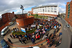 IMG_6962 (Lee Collings Photography) Tags: people news hospital protest pole nhs april strike mast doctors protesting protesters westyorkshire inthenews lgi 2604 doctorsstrike leedsgeneralinfirmary juniordoctors nhsstrike juniordoctorsstrike 26042016