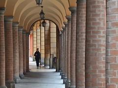 Bologna, via Parigi (Valerio_D) Tags: italy italia emilia bologna 1001nights emiliaromagna 2015primavera
