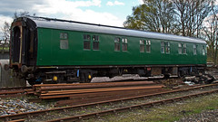 MK 1 99888 (JOHN BRACE) Tags: green by private 1 br with railway class queen pullman when use works second pantry keynes seen bluebell mk built 1961 scots sleeper numbered wolverton livery slstp 2442 horsted 99888