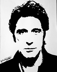 Al Pacino (19Abigail91) Tags: art illustration pen pencil paper sketch graphics artist gallery graphic drawing creative picture artsy draw masterpiece alpacino