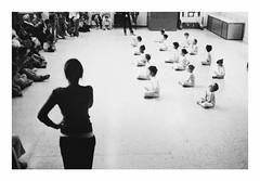 La virt dei bambini (Umberto Poto) Tags: white black roma rollei la bambini 35 umberto dei poto virt