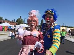Clowns (elsanto45) Tags: clown clowns