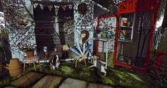 Look # 176 (Alexa Sabetha | Yes Please!) Tags: dog garden puppy avatar free secondlife chezmoi fpm treschic fawny thedressingroom virtualgirl vanityhair hoorenbeek kitja beedesigns