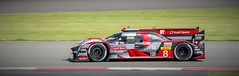 World Endurance Championships - 6 hours of Silverstone (dandraw) Tags: blur speed nikon fast motionblur silverstone audi motorracing motorsport sportscars wec nikkor18200mm d7100 silverstoneracetrack worldendurancechampionship