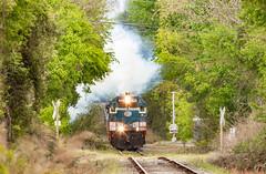 AR 405 Fayetteville NC 11 Apr 2016 02 (Train Chaser) Tags: train locomotive csx aberdeenrockfish ar405 fayettevillesc