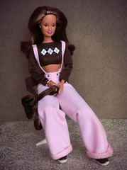 Perfect Pink Teresa (Emily-Noiret) Tags: pink vintage perfect doll barbie teresa mattel