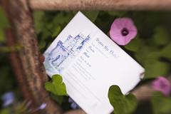 Invitation (mtnbliss) Tags: flowers wedding castle love lensbaby rustic invitation
