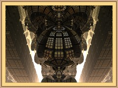 Geometric Boundry (bloorose-thanks 4 all the faves!!) Tags: abstract art digital 3d render fractal mandelbulb