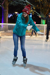 Venturing away from the safety of the wall (radargeek) Tags: winter oklahoma iceskating january oklahomacity myriadgardens 2016 devonicerink
