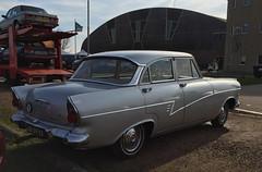 1959 Ford Taunus 17M Superior (peterolthof) Tags: ford taunus 17m ar0913 sidecode1 26032016 klassiekerbeursdrachten