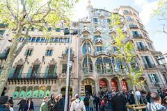Barcelona (sharpshot2008) Tags: barcelona house spain batllo