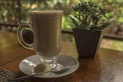 Enfim, o frio. (Mayara Sastre Capelozza) Tags: food coffee caf warm rainy cappuccino chuvoso