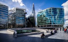 More London (PauliMatze) Tags: uk england london theshard