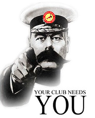 Members Wanted (Steve Guess) Tags: club poster you country kitchener lord your wanted needs esmrs