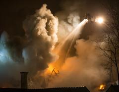 nedrefossgrd_brann05 (Eirik Berntsen) Tags: oslo norway fire norge smoke flames firemen foss grnerlkka firefighters brann grd nedre