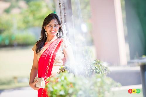 Bride's lovely sister