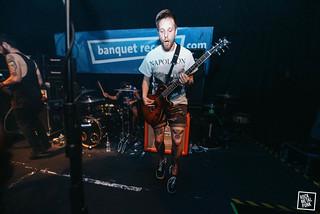 June 1st, 2014 // Chunk! No, Captain Chunk! @ Banquet Records, Kingston, UK // Shots by Jennifer McCord