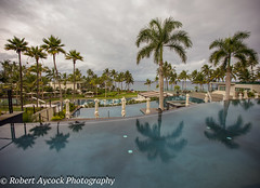 INFINITY POOL (Robert Aycock) Tags: new vacation beach relax island hawaii hotel maui resort exotic boutique hawaiian tropical editorial hyatt hi chic expensive relaxation luxury exclusive wailea andaz