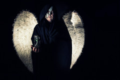 Father Time (DarrenBaileyLRPS) Tags: art darren creativity photography artist creative photographicart wicca paganism shaman pagan wiccan shamanism creativeartwork darkarts darrenbailey creativeartnetwork darrenbaileyart photographiccreation