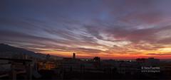 AMANECER EN EL EJIDO (serafuentes) Tags: landscape paisaje el amanecer cielo almera poniente panormica ejido