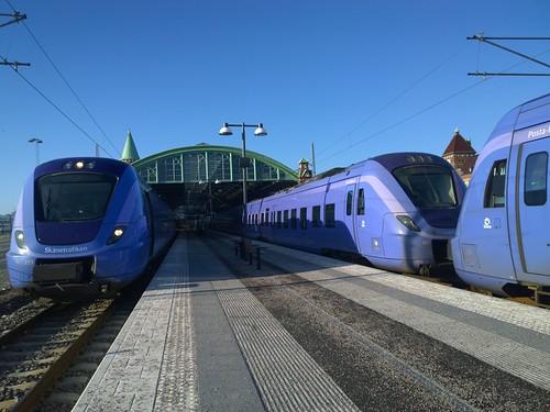Trelleborg station