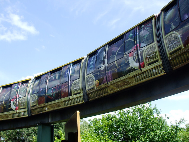 Monorail - Explorer Train
