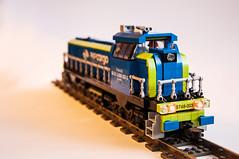 ST48-003 (10) (Mateusz92) Tags: lego pkp newag st48 trains zbudujmy to