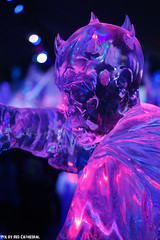 Ice Star Wars (Red Cathedral [FB theRealRedCathedral ]) Tags: ice starwars yoda cosplay sony lucasfilm disney jedi alpha darthvader liege sith darthmaul luik larp icescuplture redcathedral a850 eventcoverage sonyalpha luttich aztektv darthevader theforceonice
