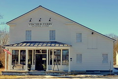 Vischer Ferry General Store 02 - January 2016 (George - with over 2 mil views - THANKS) Tags: winter usa newyork coffee architecture us cafe tea unitedstatesofamerica january coffeeshop upstatenewyork newyorkstate generalstore foodanddrink rivercrossing americanhistory ruralscenes nationalregisterofhistoricplaces smallbusiness mohawkriver ruralvillage acdseepro saratogacounty vischerferry businessandindustry vischerferrycountrystore
