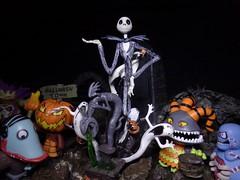 This Is Halloween (ridureyu1) Tags: christmas halloween toy toys actionfigure nbc jackskellington nightmarebeforechristmas kingdomhearts funko halloweentown toyphotography jfigure thisishalloween sonycybershotsonycybershotdscw690 mysteryminis nightmarebeforechristmasmysteryminis