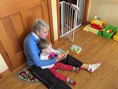 """Grandma Morton Reads to Paul • <a style=""""font-size:0.8em;"""" href=""""http://www.flickr.com/photos/109120354@N07/24198130093/"""" target=""""_blank"""">View on Flickr</a>"""