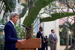 Secretary Kerry Delivers Remarks to the Press in Cambodia (USEmbassyPhnomPenh) Tags: travel prime us cambodia cambodian kerry embassy statement summit phnompenh secretary foreign press speech hun asean minister sen phnom cooperation penh discuss remarks bilateral strengthen
