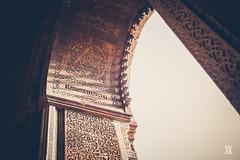 Delhi-14 (Expolre) Tags: india heritage history stone architecture vibrant delhi arches palace villages monuments towns qutub minar carvings minarets