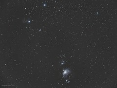 Orion (Themagster3) Tags: night nebula astrophotography orion astronomy nightsky orionnebula canon600d