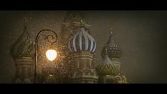 Moscow winter (rubalanceman) Tags: winter night lights russia moscow ночь nightcity москва город россия огни зима праздники ночнойгород