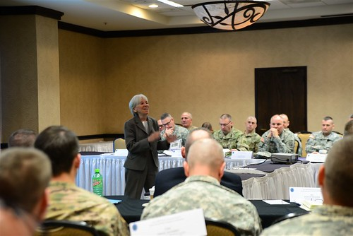 AFRICOM and National Guard leaders meet to discuss State Partnership Program