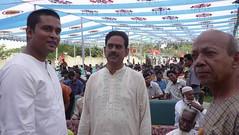 With Kumarkhali Civil Society