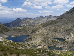 Widok z przełęczy Monaestro