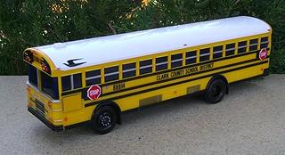 NEVADA BLUE BIRD BUS - CLARK COUNTY SCHOOL DISTRICT
