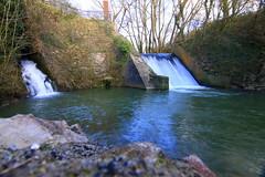 Weir (shaunmartin366) Tags: pool river bristol waterfall naturereserve goldenvalley wick weir