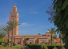 Koutoubia Mosque (Andy Latt) Tags: sony mosque morocco maroc marrakech marrakesh koutoubia koutoubiamosque andylatt dsc007831 rx100m3